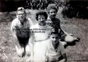 Warren Rodwell and Family