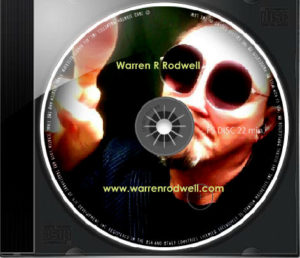 Warren Rodwell CD Case